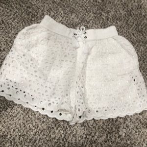 Girls shorts great condition